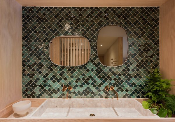 Zelliges Chacours tiles by Emery et Cie.
