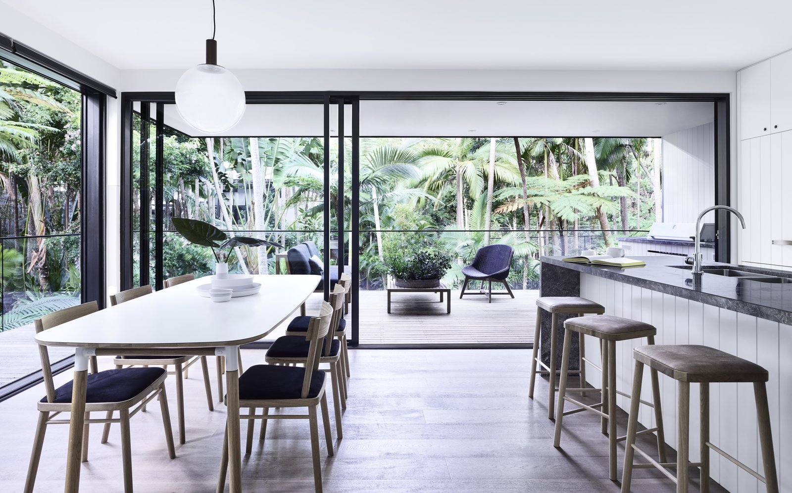 Reconnect With Nature at This Revamped Rainforest Retreat