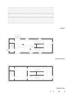 The Chimney House Floor Plan.