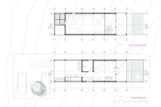 Casa R Floor Plan.