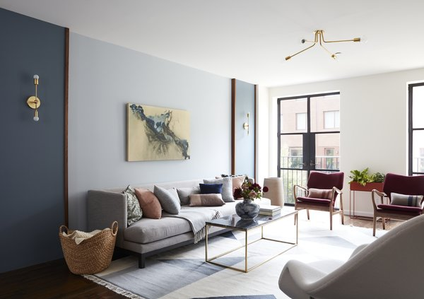 Before & After: A Humdrum Home in Brooklyn Receives a Stylish Revamp