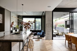 A Strong Builder Bond Results in a Sophisticated Australian Home