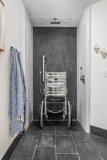 """""""Who said accessibility needs to be dorky? Handicap folks spend a considerable amount of time at home, and often the stigma is that their homes can't be beautiful. We would love to change that!"""" says LeAnne."""