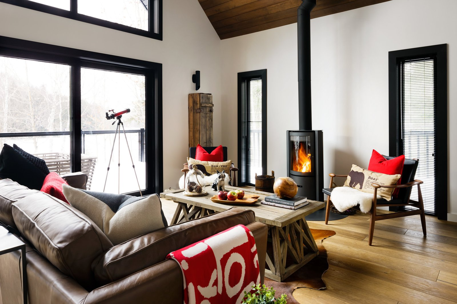 Before & After: Interior Designers Colin McAllister and Justin Ryan Spruce Up Their Canadian Cottage