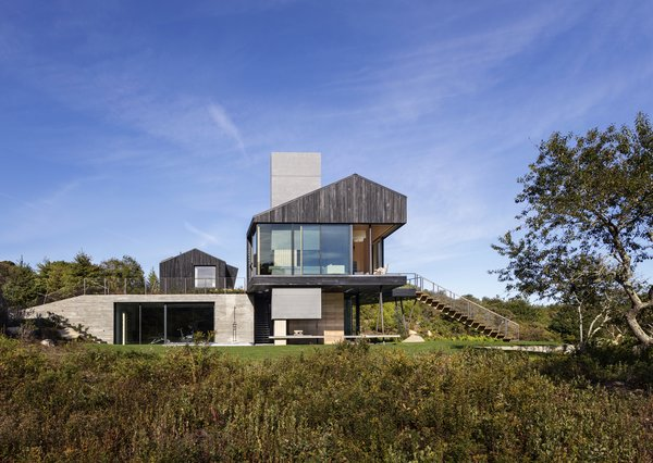 A Student and Teacher Team Up on a Multi-Generational Martha's Vineyard Abode