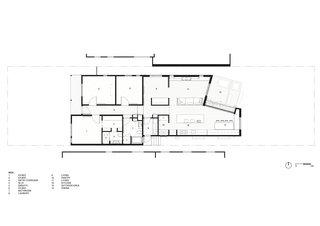 Rathmines House floor plan
