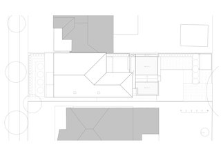 Tetris Extension proposed roof plan