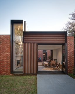 Like a Tetris Game, an Australian Extension Locks Old With New