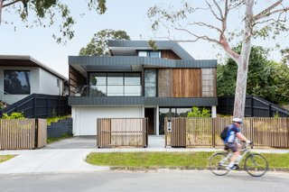 A Multi-Generational Australian Home Basks in Park Views