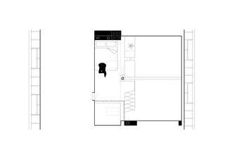 Hike mezzanine floor plan.