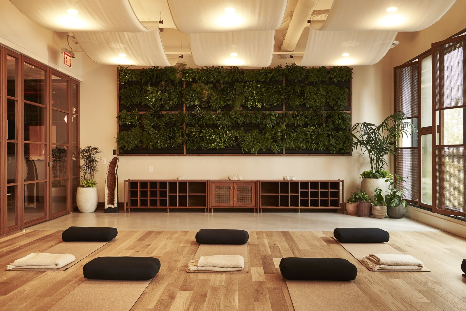Tiny Home Designs: Eaton DC's New Wellness Center Is The Ultimate Holistic