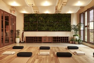 Eaton DC's New Wellness Center Is the Ultimate Holistic Health Retreat