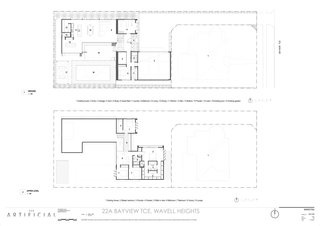 Bayview TCE floor plan drawing