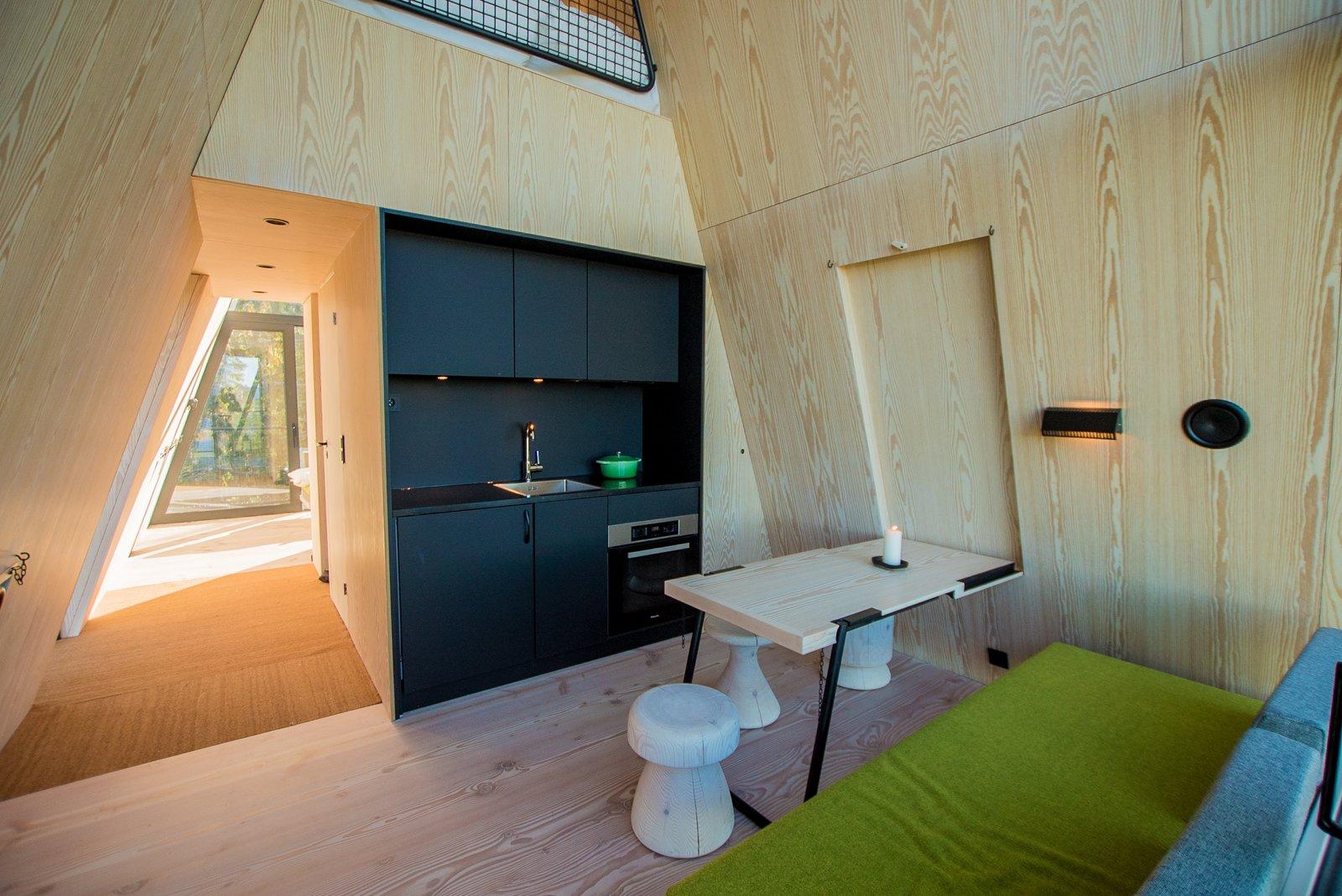PAN Treetop Cabins by Espen Surnevik