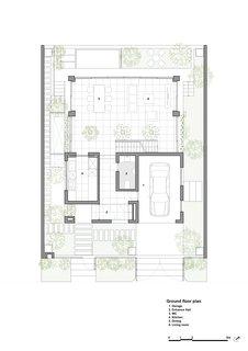 Stepping Park House ground floor plan
