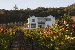 Modern Vineyard Farmhouse
