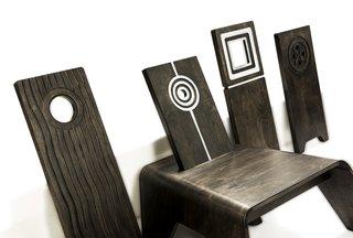 African Designs Go Mainstream: Jomo Tariku Showcases The Birth Chair II at Dubai Design Week