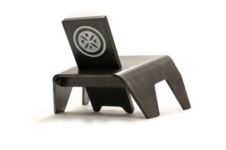 African Designs Go Mainstream: Jomo Tariku Showcases The Birth Chair II at Dubai Design Week - Photo 3 of 4 -