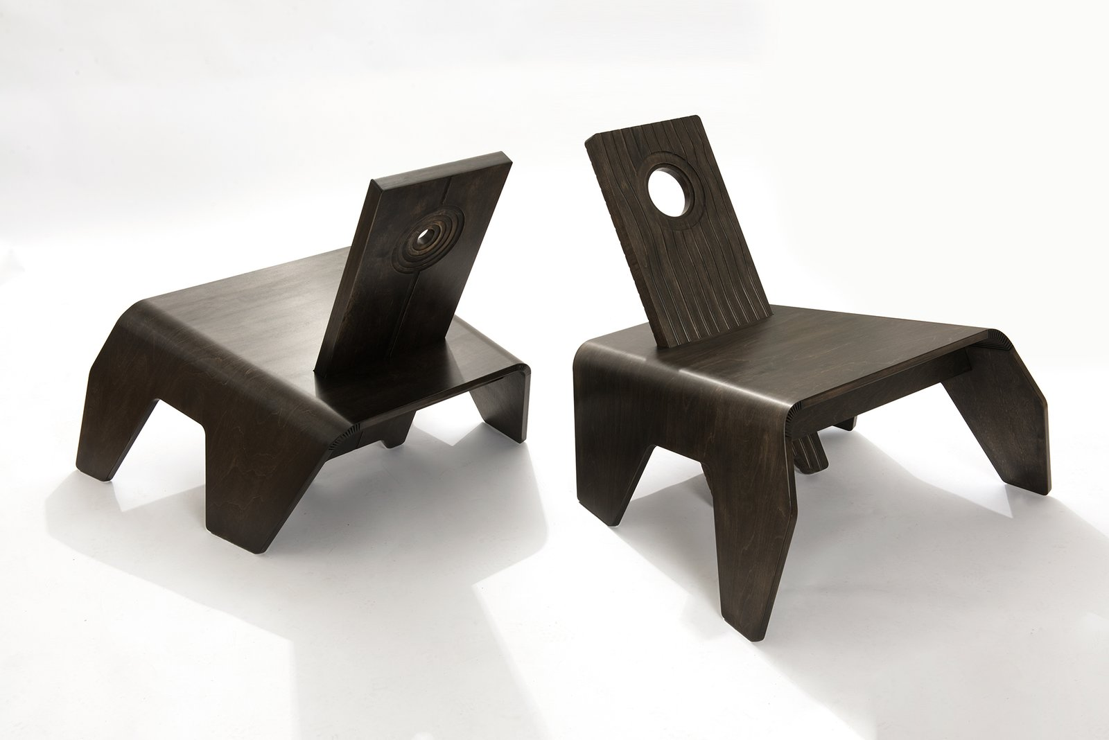 Photo 5 of 5 in African Designs Go Mainstream: Jomo Tariku Showcases The Birth Chair II at Dubai Design Week