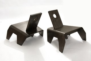African Designs Go Mainstream: Jomo Tariku Showcases The Birth Chair II at Dubai Design Week - Photo 4 of 4 -