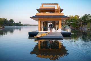 Top 5 Homes of the Week That Are Strongly Connected to Bodies of Water