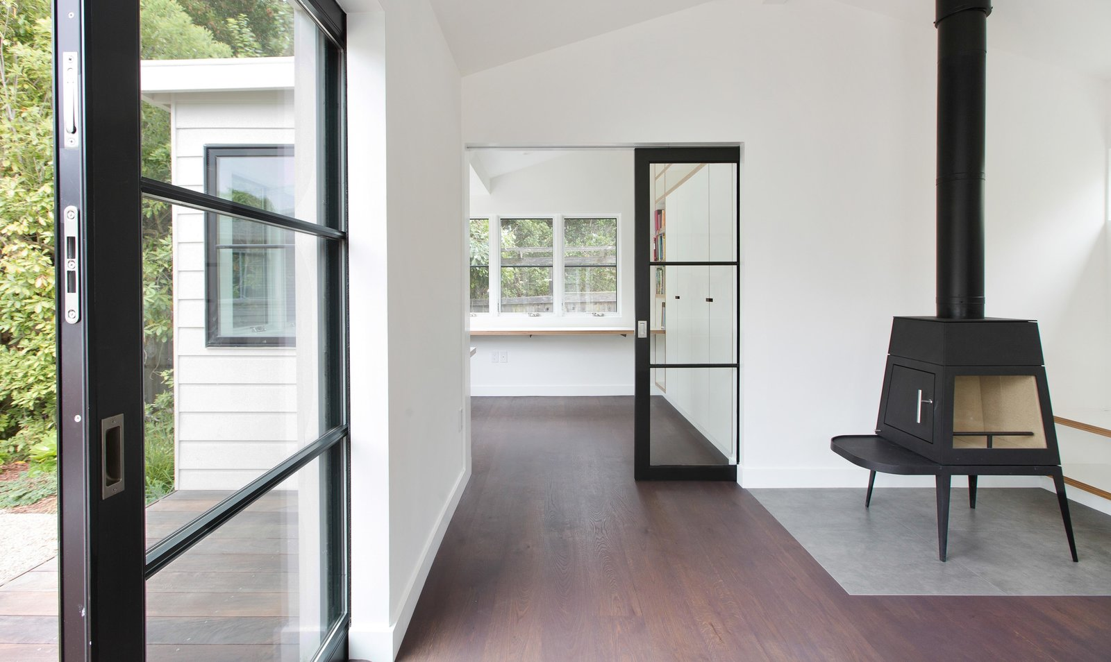 A Mill Valley Accessory Building - Dwell