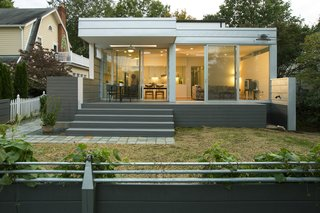 A Contemporary Twist to a Cape Cod Addition - Photo 3 of 7 -