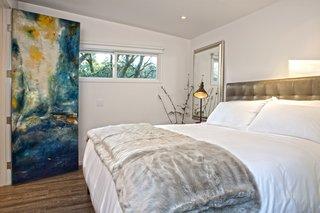 Sargam Griffin's Art Doors Make A Colorful Entrance