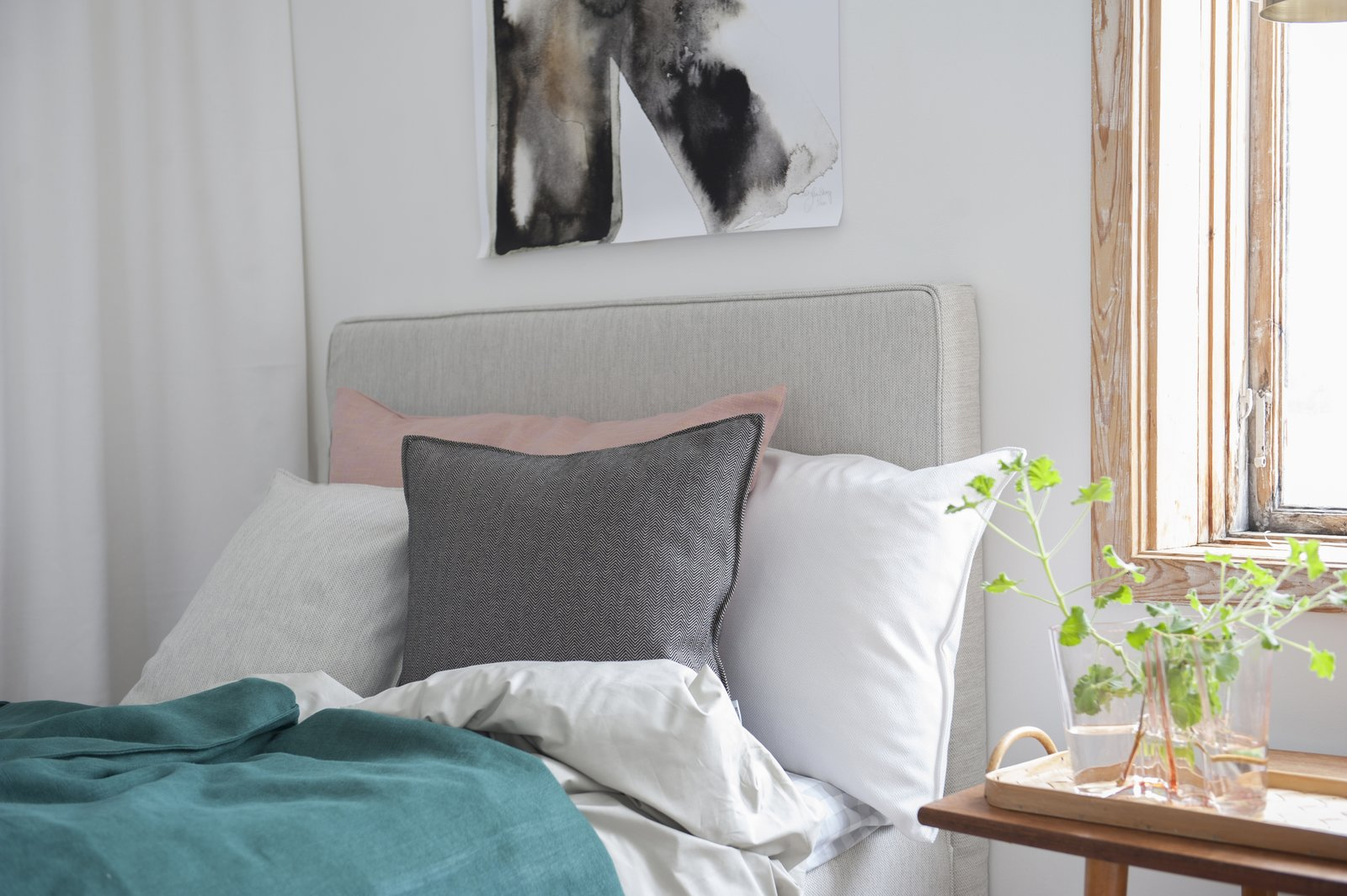 Photo 4 of 4 in Time to update your boudoir: styling tips for the bedroom