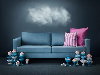 From drab to fab - 10 old IKEA sofas that were given a major facelift - Photo 7 of 10 -