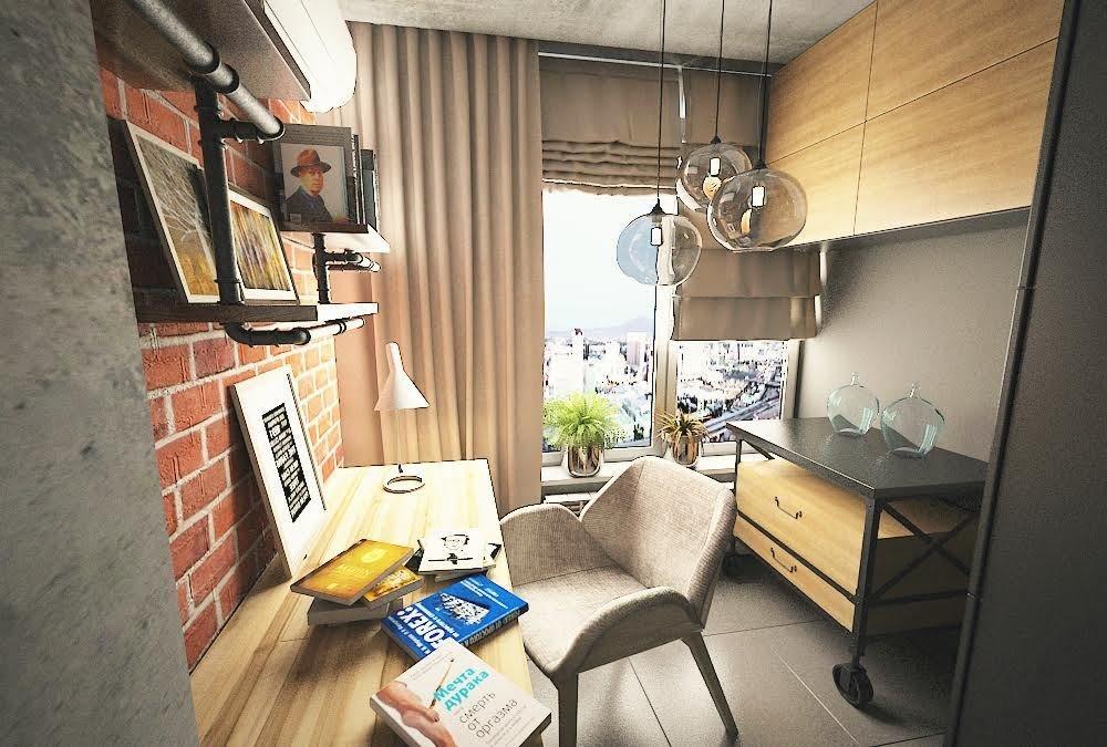 40 m2 smart-apartment