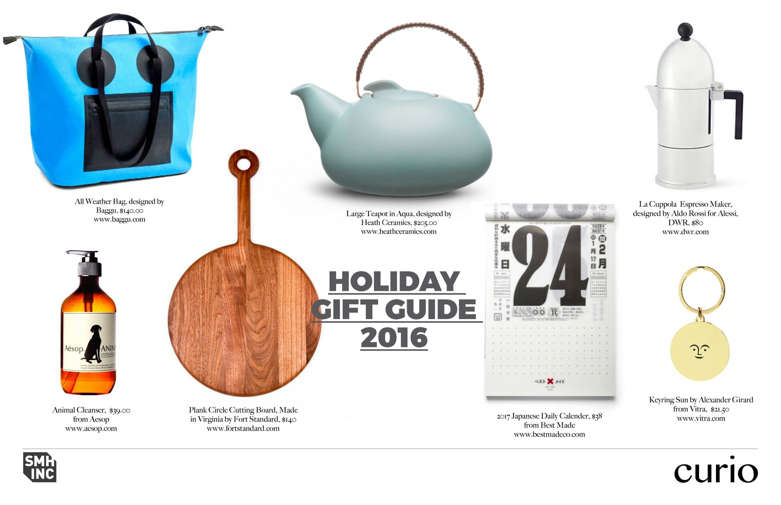 Photo 3 of 3 in SMH Inc. / Holiday Gift Guide