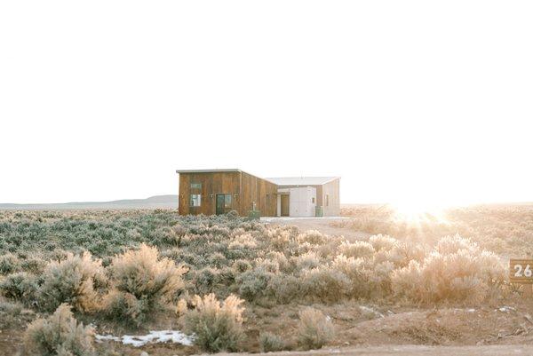 The Modern Taos House