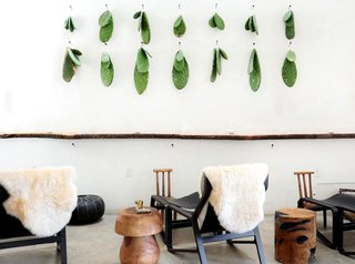 The Now Massage in Santa Monica offers a beautiful space to clear your mind. Source: WellToDo