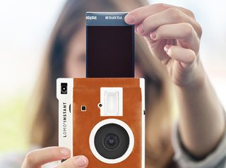 Create and instantly print unique photos with three included lens attachments; Source: Amazon