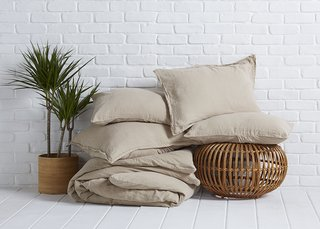 Introducing Toast Linen: The greatest thing since sliced bread; Source: Nicole LaMotte/Parachute