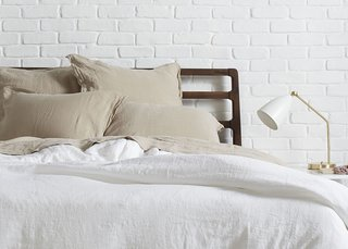 Toast and White is our Creative Director's favorite combination; Source: Nicole LaMotte/Parachute
