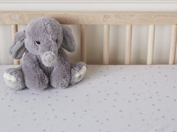 Percale Crib Sheet