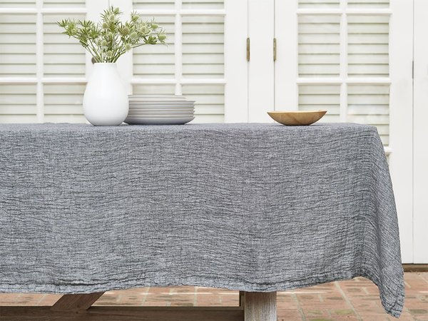 Parachute Linen Tablecloth
