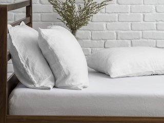 Parachute Linen Pillowcase Set