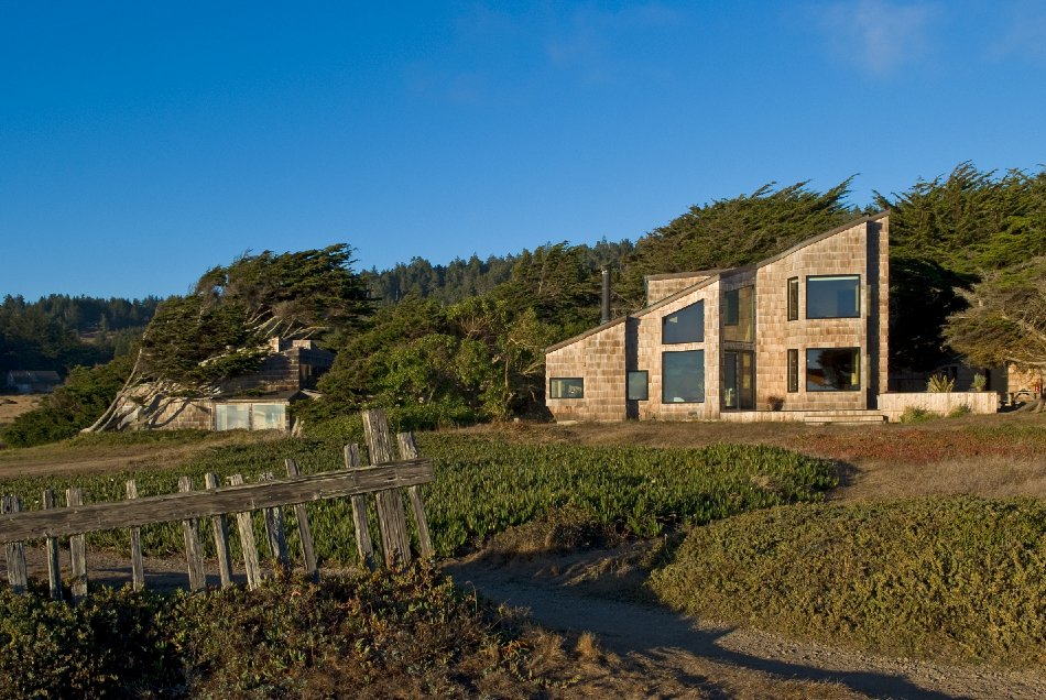 Marks Residence by Michael Barron-Wike Architect AIA