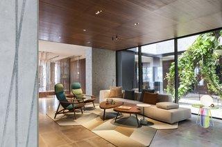 A Modern Lake Como Retreat Designed by Patricia Urquiola - Photo 2 of 11 -