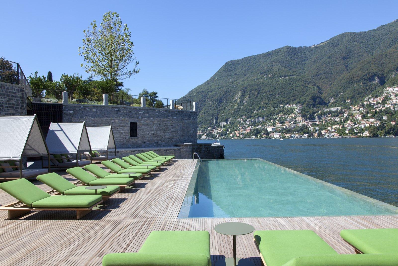 Photo 6 of 12 in A Modern Lake Como Retreat Designed by Patricia Urquiola