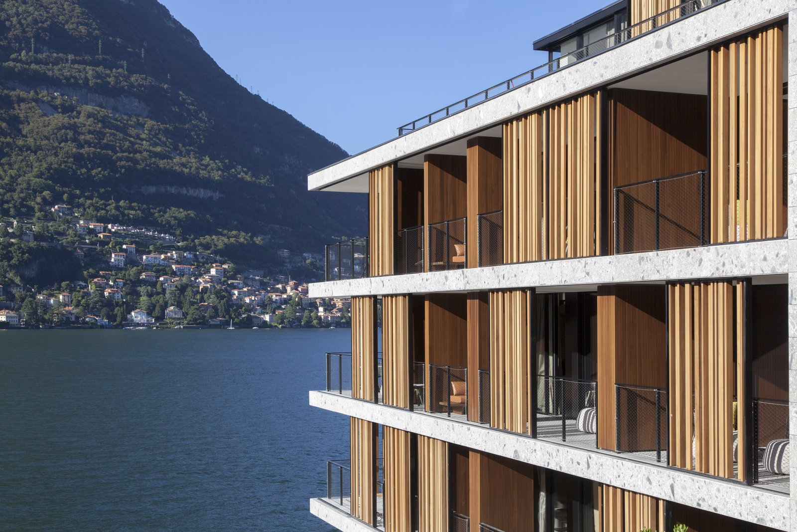 Photo 1 of 12 in A Modern Lake Como Retreat Designed by Patricia Urquiola