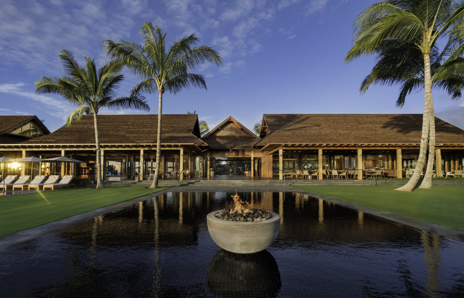 Kohanaiki Unveils One Of The Worlds Largest Private Clubhouses On Big Island Hawaii