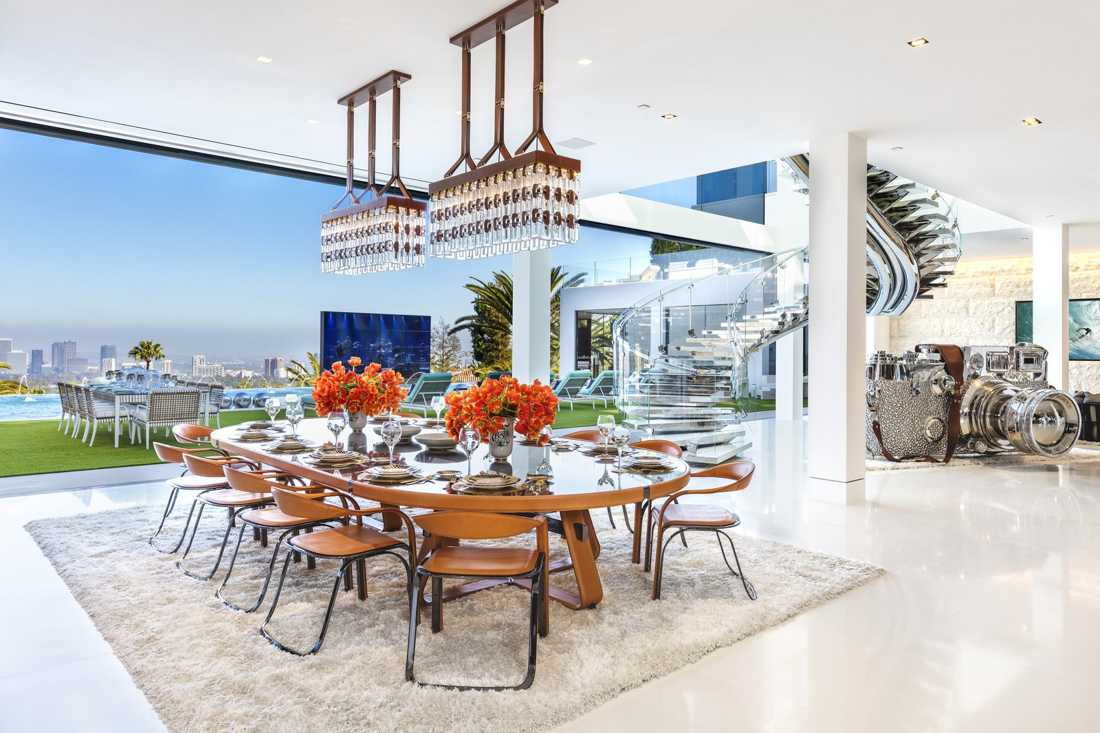 Photo 2 of 8 in Most Expensive Home in the U.S. Lists for $250 Million