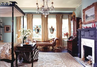 Designer David Kensington renovates a historic home in San Francisco with royal ties