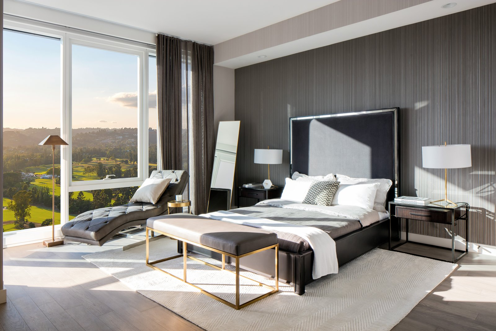 Ten Thousand Unveils First Look at Life Inside the Elegant Los Angeles Tower