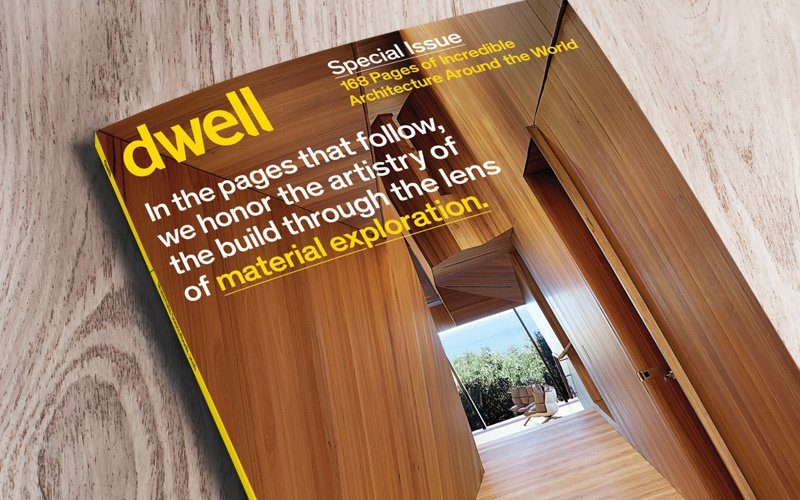 Photo 1 of 1 in Dwell Material Sourcebook Wins 2016 Folio Award