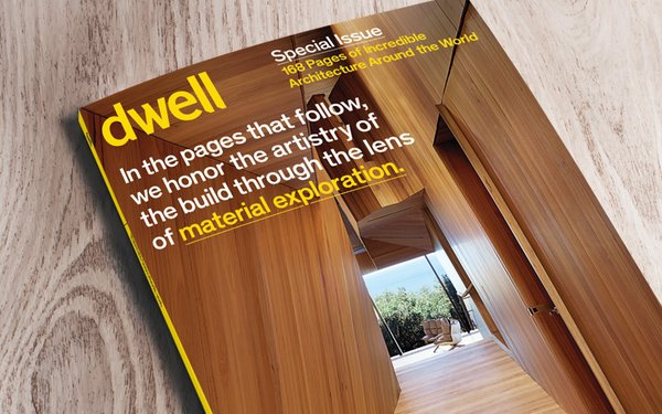 Dwell Material Sourcebook Wins 2016 Folio Award